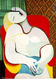 Picasso The Dream